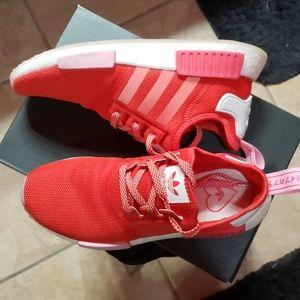 Fire Red Adidas Originals